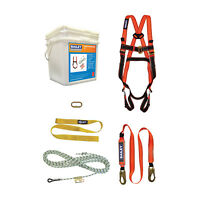 Bailey FALL PROTECTION ENTRY LEVEL ROOF WORKERS KIT Universal Harness*Aust Brand