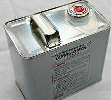 Genuine Lexus Toyota AHC Suspension Fluid (2.5 Liters) 08886-01805 08886-81221