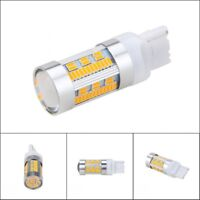 2x 150SMD 44W T20 7440 WY21W No Error Canbus LED Front Rear Turn Signal Light BY