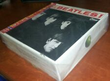 beatles memorabilia japan box album + memorabilla sealed new