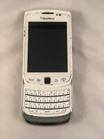 BlackBerry Torch 9810 White At&t