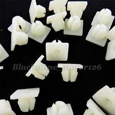 50 Headlight Bezel Nut #8 Screw Grommet Clip Plastic Retainer For Pontiac For GM