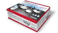 Cerachef 5pc Ceramic Colour Changing Fry Pan set