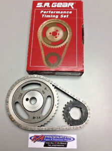 1963 - 1976 FORD FE 352 360 390 428 427 Engines Timing Set S.A. GEAR 78108
