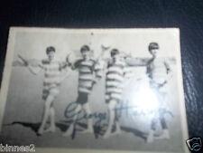 THE BEATLES NEMS ENTERPRISES A & B C GUM TRADING CARD FIRST SERIES CARD NO.56