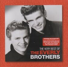 [BRAND NEW] CD: THE VERY BEST OF THE EVERLY BROTHERS