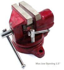 2-Inch Steel Swivel Bench Vise (Pack of: 1) - Vise-93045