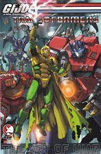 G.I. JOE vs. TRANSFORMERS #3 / THE ART OF WAR / DEVIL'S DUE PUBLISHING / 2006