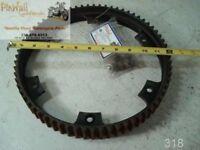 Kawasaki REAR SPROCKET HUB PULLEY 87-90 454 LTD 90-96 Vulcan EN500 500 86 EN450