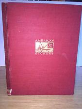 1930 - American Etchers; Vol.VIII Kerr Eby, A. N.A., 12 tipped-in b/w plates