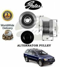 FOR VOLVO XC90 2.4 DIESEL D3 D4 D5 2002--> NEW ALTERNATOR BELT PULLEY