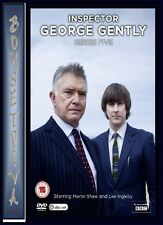 INSPECTOR GEORGE GENTLY - COMPLETE SERIES 5 *BRAND NEW DVD*