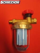 Afriso V 500 Ölfilter Heizölfilter Einstrangfilter Filter Kessel Öl Öltank