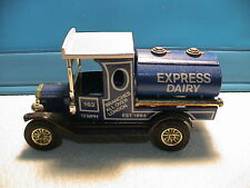 1912 FORD MODEL T EXPRESS DAIRY LESNEY LONDON MATCHBOX YESTERDAY TOY TRUCK 1970
