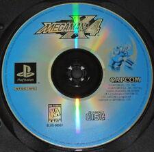 PS1 Game - MEGAMAN X4 - US NTSC - RARITÄT !!!