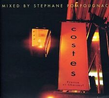 Hotel Costes 1 Hotel Costes By Stephane Pompougnac Audio CD