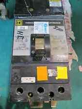Square D Kc34225 225 Amp 3 Pole 480 V I Line Circuit Breaker