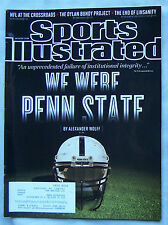 2012 SPORTS ILLUSTRATED WE WERE PENN STATE