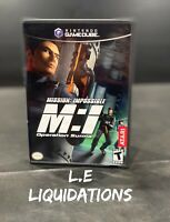 Mission: Impossible - Operation Surma (Nintendo GameCube, 2004) complete