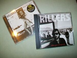 The Killers Promo CD Menge When You Were Young Read My Mind