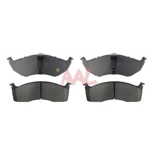 AAL Front BRAKE PADS For 1994 1995 CHRYSLER NEW YORKER (Complete set 4 pieces)