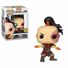 Funko - POP Animation: Avatar- Zuko #538 LIMITED CHASE EDITION
