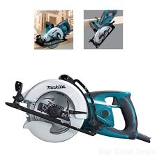 Makita 5477NB Circular Saw, 15 Amp 7 1/4 Inch Hypoid Gears Electric Circular Saw