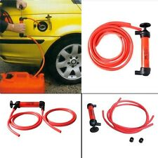 Car Multi Use Water Oil Fuel Pump Transfer Liquid Pipe Siphon Tool Pump Kit XP