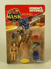 M.A.S.K. By Kenner Venom's Revenge Miles Mayhem  MOC Case Fresh Minty WOW Mask