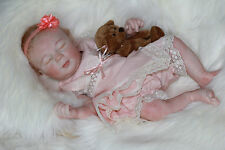 ADORABLE REBORN KIMBERLY BOUNTIFUL BABY BEAUTIFUL GIRL *MUST SEE*