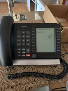Toshiba Strata IP 5531 SDL 20 Button IP POE Phone Lightly Used
