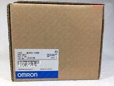 1pc new  OMRON NJ Series CPU Unit NJ301-1200