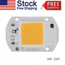 Smart Driver Input Integrated LED Floodlight COB Chip 110V 220V 20W 30W 50W