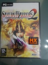 Samurai Warriors 2 SIGILLATO  PC