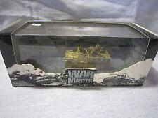 ZA006 WAR MASTER DEMAG D7 SD.KFZ 10/5 FALK 38 Germany 1943 1/72 TK010 Ed Lim NB