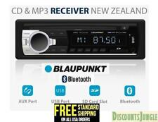 Blaupunkt NEW ZEALAND CD, MP3, USB, SD,AUX FM Radio Bluetooth Car Audio Receiver