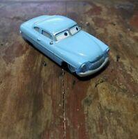 Disney Pixar Cars World Of Cars Milton Calypeer Loose Displayed Only!