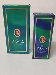 Vintage Konvolut Tosca Eau de Cologne 4711 Original Damen Duft Parfum Rarität