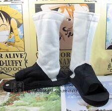 NARUTO Akatsuki Hidan Itachi Madara Hoshigaki Kisame Deidara Cosplay Shoes UK