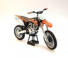 Ktm Dirt bike 450 SX-F 1:10 modelo