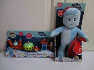 Ninky Nonk In The Night Garden Talking Igglepiggle Soft Toy 10 inches New Boxed