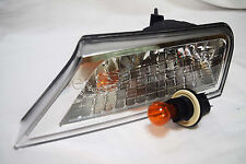 Front Turn Signal Parking Light Lamp w/Light Bulb Driver Side For 2008 Liberty