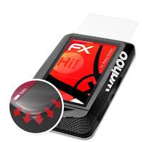 atFoliX 3x Anti-choc Film Protecteur pour Wahoo Elemnt mat&flexible