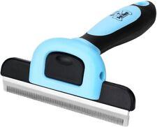 Pet Grooming Brush Effectively Reduces Shedding Professional Deshedding Tool