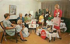 Lee's Summit MO Postmark~Ladies Tri-Chem Craft Paint Home Party~1968 Postcard