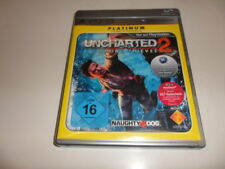 PlayStation 3 PS 3   Uncharted 2: Among Thieves [Platinum]