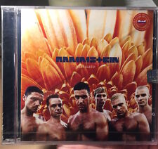 RAMMSTEIN - HERZELEID - CD IMPORT RUSSIA RUSSIAN NEW & SEALED
