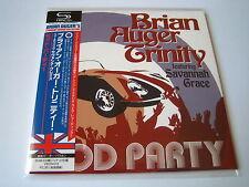 """Brian Auger Trinity """"MOD Party"""" Japan mini lp SHM CD"""
