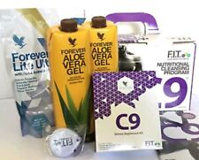 1 x Clean 9 - Forever Living C9 Vanilla or Chocolate aloe cleanse