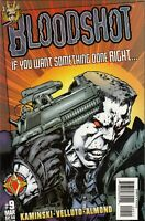Bloodshot #9 Comic Book Valiant Unread